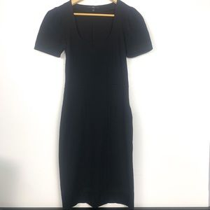 Hugo boss black dress size M